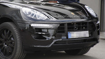 Porsche Macan spy photo 09.5.2012