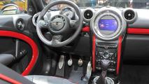 MINI Countryman JCW live in Geneva 06.03.2012