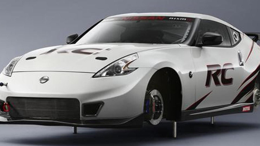 Nissan 370Z NISMO RC available for customer orders