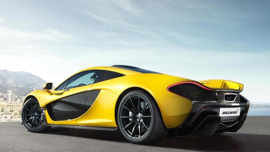 McLaren P1 video recorded at Geneva Motor Show