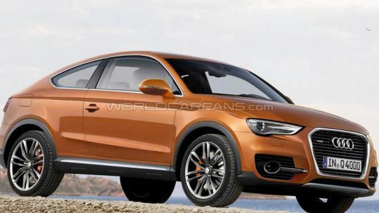Audi Q4 speculative rendering, 940, 23.11.2012