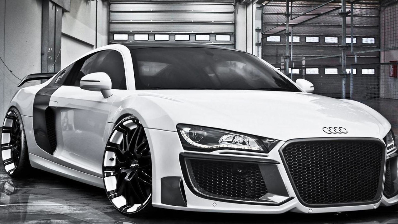 Audi R8 by Regula Tuning 26.11.2012