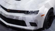 2014 Chevrolet Camaro & Camaro Z/28 introduced in New York