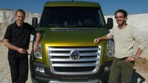 VW Crafter Atacama Concept Revealed