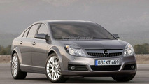 SPY PHOTOS: Three New Opel Models