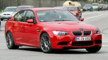 BMW M3 Sedan Facelift Spied Again