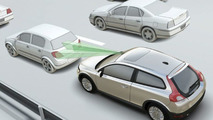 Volvo New Safety System