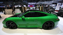 Porsche 911 Carrera 4S by TechArt at 2013 Geneva Motor Show
