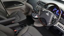 Mitsubishi Grandis Gets Luxury Treatment