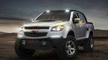 Chevrolet Colorado Rally Concept revealed in Buenos Aires