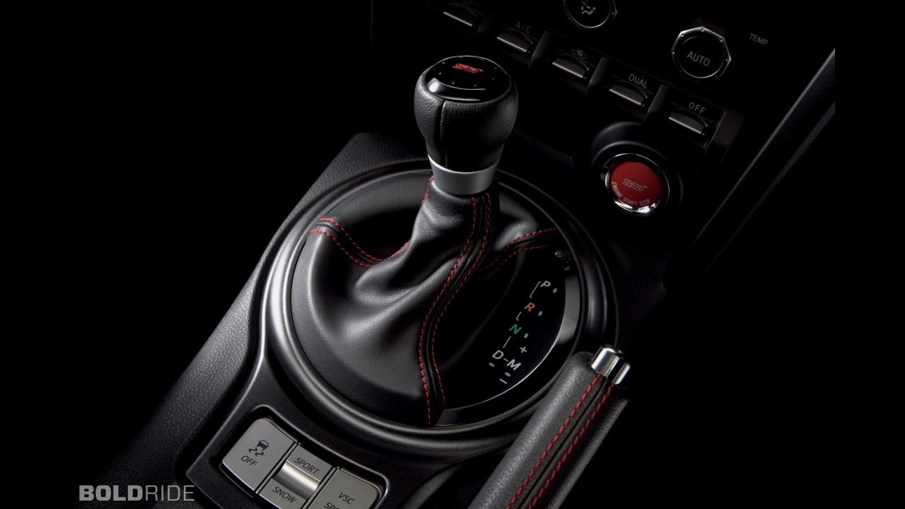 Subaru BRZ tS