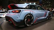 Hyundai RN30 concept races into Paris with 380 horsepower