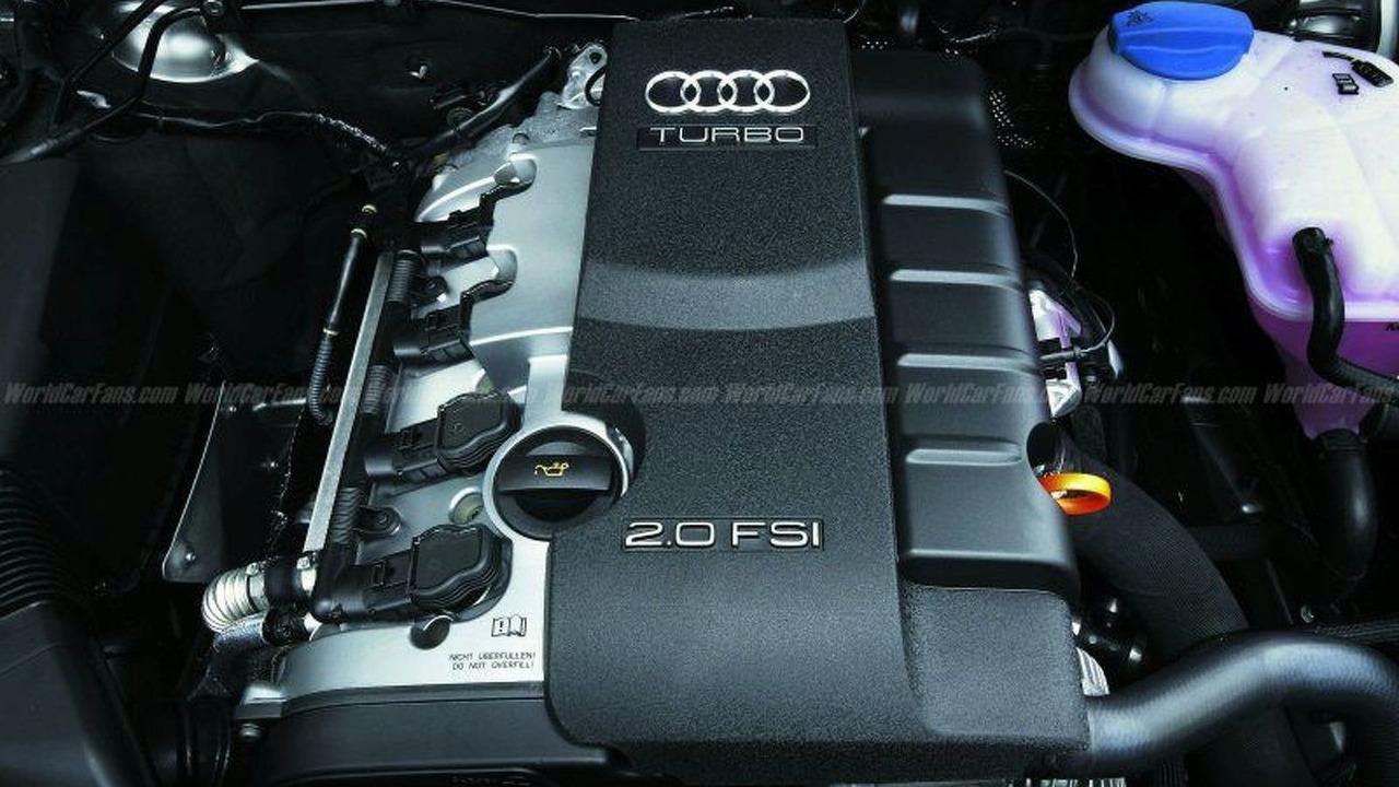 Audi 2.0 Turbo FSI engine