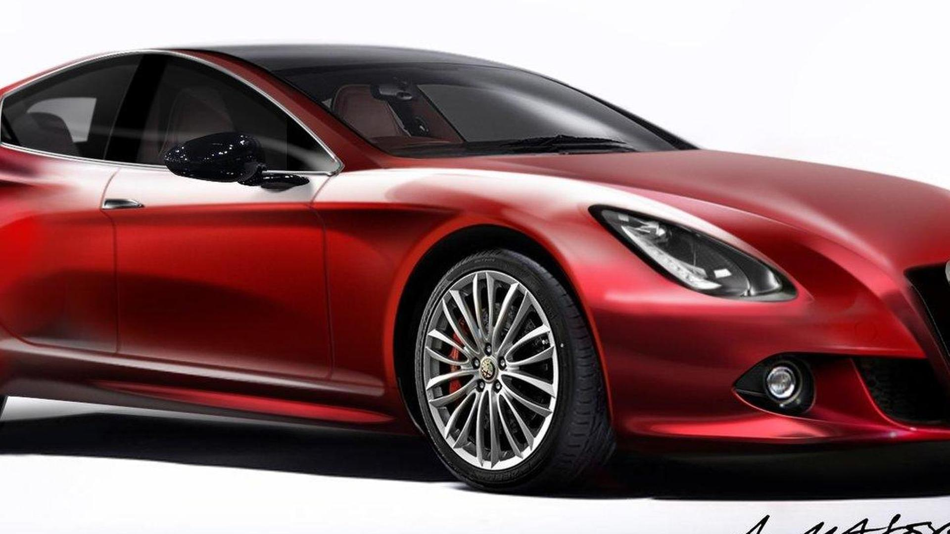 Sergio Marchionne says Alfa Romeo is still not for sale