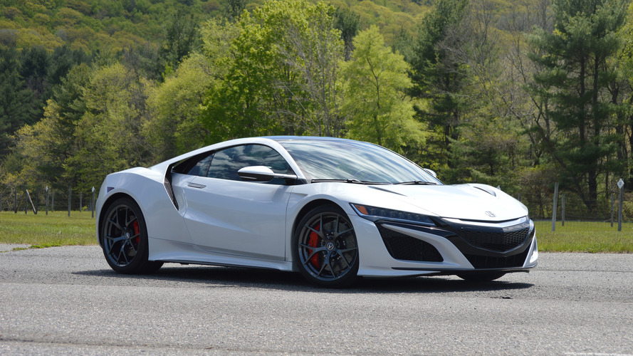 First Drive: 2017 Acura NSX