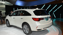 2017 Acura MDX live at New York Auto Show 2016