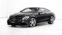 Brabus puts Mercedes-AMG S65 Coupe on steroids