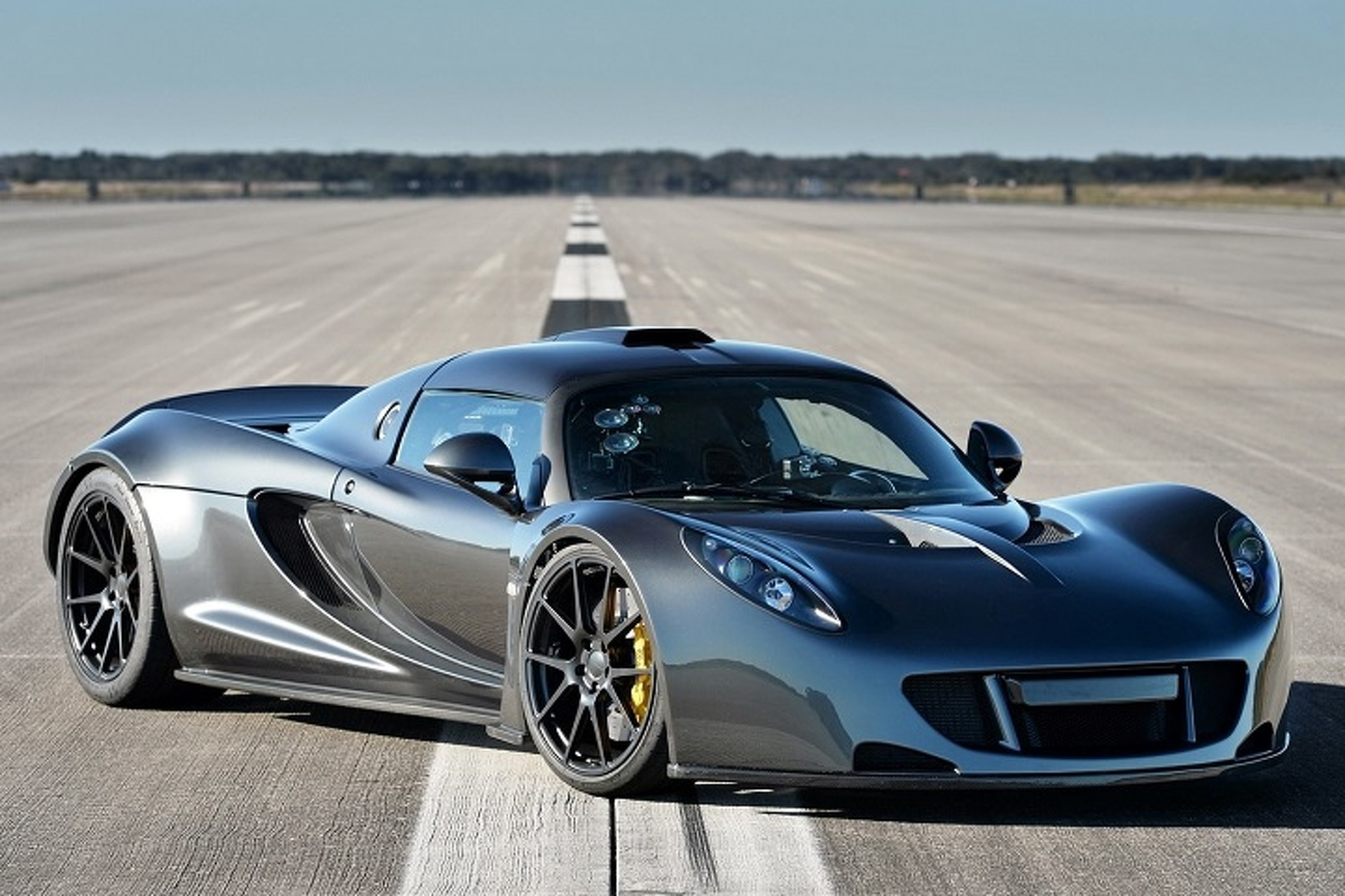 Hennessey Might Build a 1000-HP Electric Hypercar