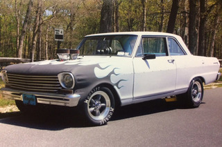 This Chevy Nova has Powered a Lifetime of Happiness: Your Ride