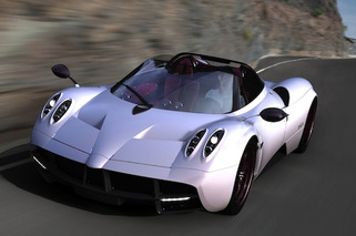 Pagani Huayra Sold Out, But Roadster Is On The Way