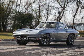 1965 Corvette Serial No. 001 Could be Yours