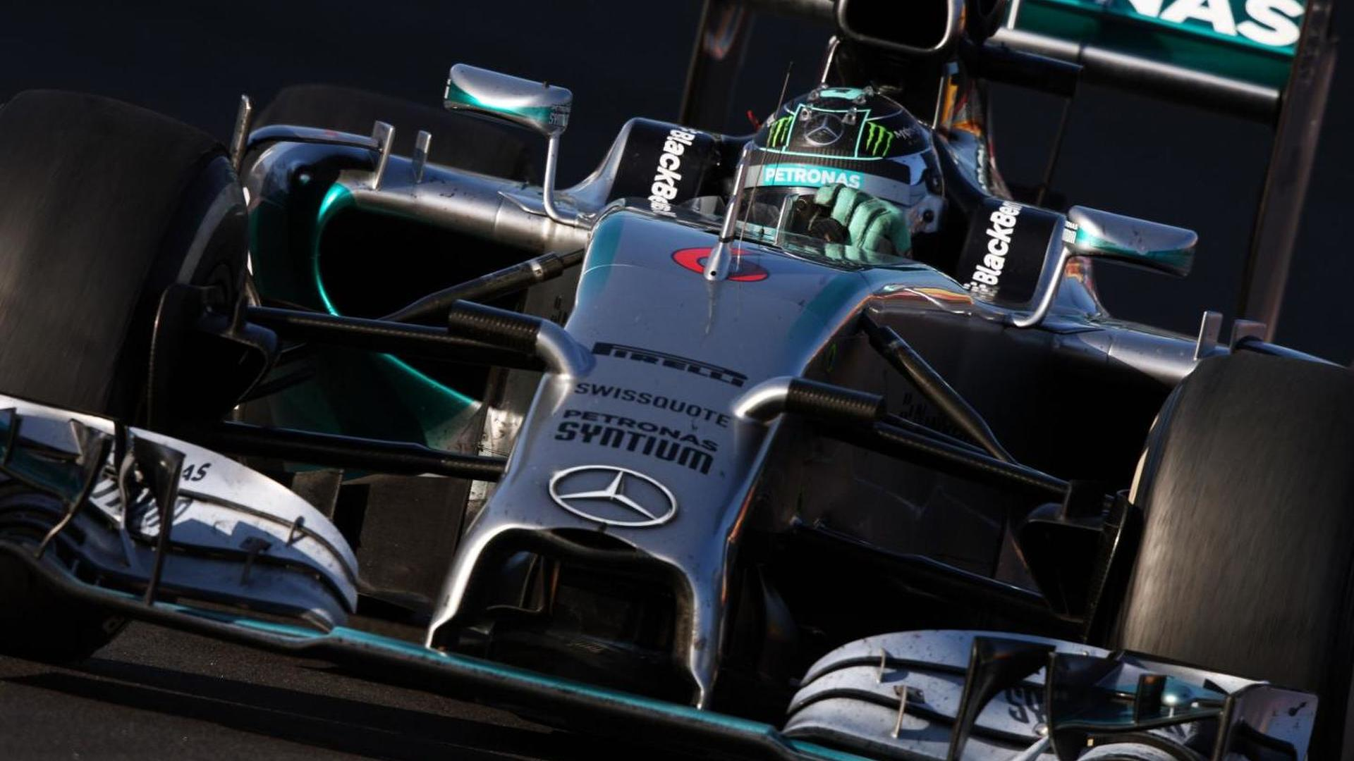 Rosberg missing aggression for 2014 'combat' - pundits