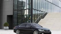 IMSA tunes the Mercedes S63 AMG to 720 PS