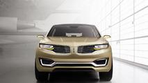 Lincoln MKX concept