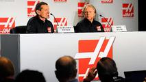 Steiner denies Haas exit rumours