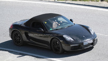 2016 Porsche Boxster facelift spied for the first time