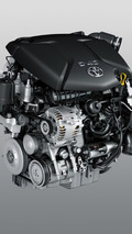 Toyota Verso 1.6 D-4D powered by BMW engine