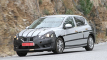 Nissan's Golf competitor spied for the first time