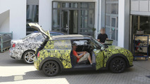 2014 MINI Cooper spy photo 01.08.2013