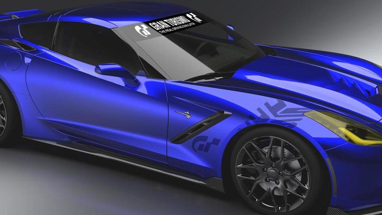 Corvette Stingray Gran Turismo concept 04.11.2013