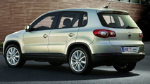 New VW Tiguan: First pictures