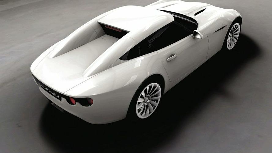 700hp Lightning GT Electric Car Revealed