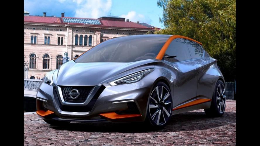 Novo March estreia em 2016 com grande salto em qualidade, diz Nissan