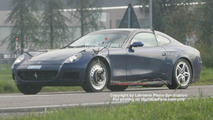 SPY PHOTOS: Ferrari 612 Scaglietti Facelift 4x4