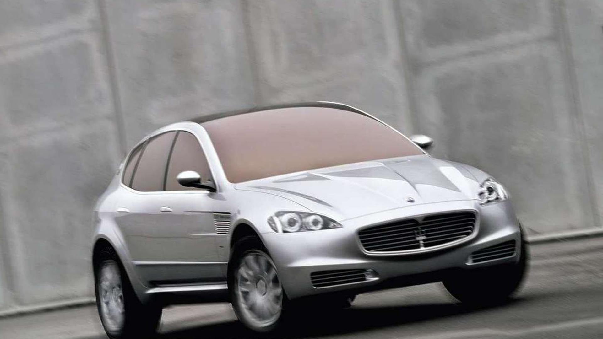 Maserati SUV will be 'Made in Detroit'