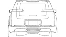 Chevrolet Volt MPV Patent Designs Surface