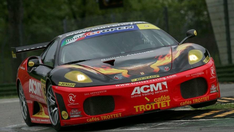 Fisichella to race Ferrari in Le Mans Series