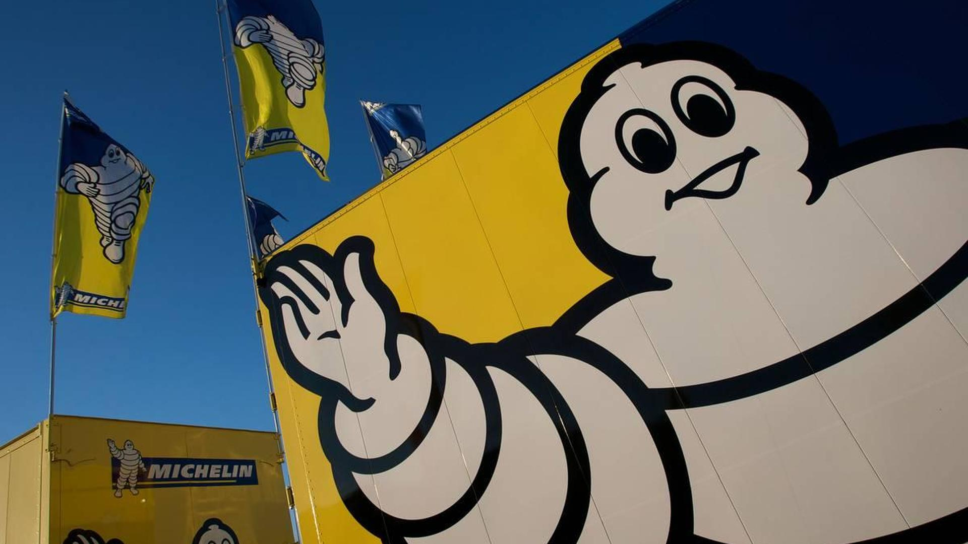 Michelin did not apply to be 2011 supplier - Shorrock