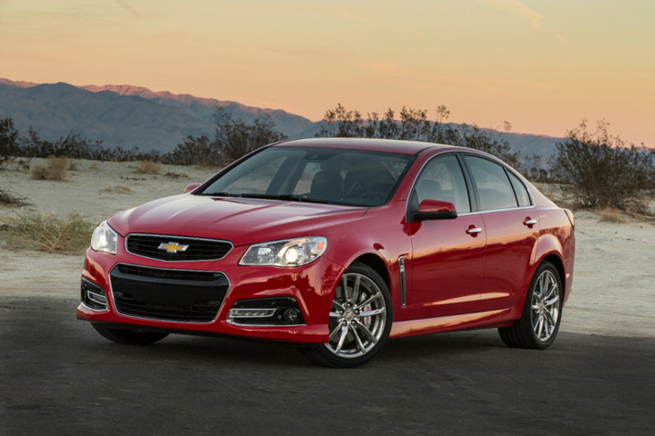 Chevy SS Could Get a Supercharged New Engine