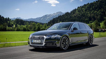 Audi A4 Avant Gets a More Aggressive Look Thanks to ABT