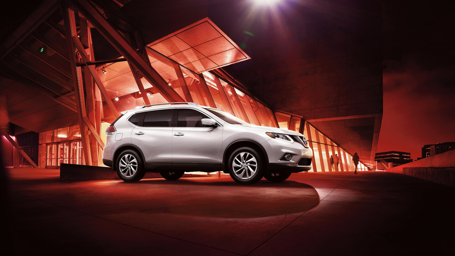 Nissan recalling 108K Rogue models over liftgate corrosion