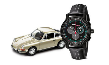 Porsche Knows Where The Money Is: Merchandising
