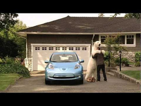 Nissan Leaf: Polar Bear Commercial