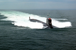 Chinese Supersonic Submarine Could go 3,600 MPH, in Theory