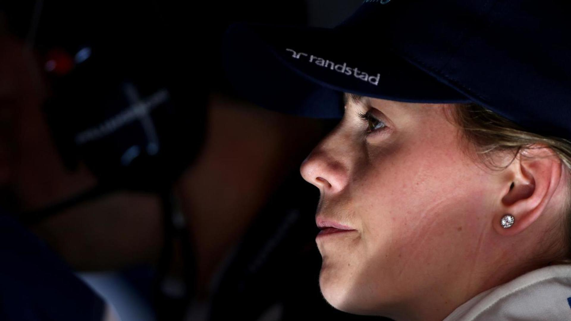 Susie Wolff to rethink F1 role after Silverstone
