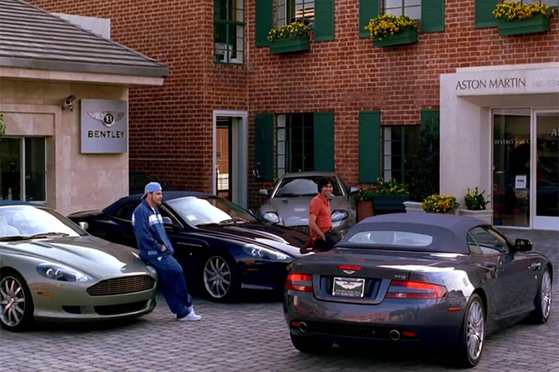 6 Best Car Scenes From the 'Entourage' Series